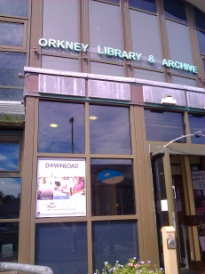 Orkney Library & Archives