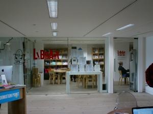 Biblioteca del Baltic Centre for Contemporary Art