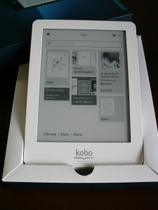 Kobo Glo picture